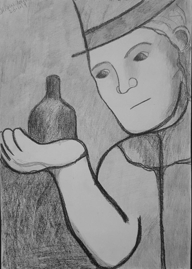 charlatan (snake oil salesman)  - shawn_artist | ello