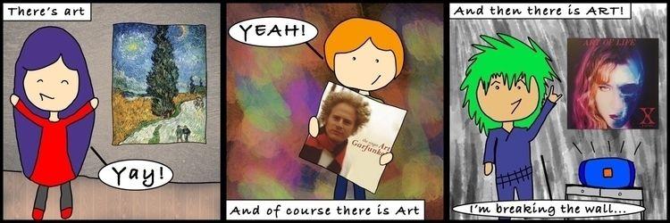 art, vangogh, artgarfunkel, artoflife - mrmusuko | ello