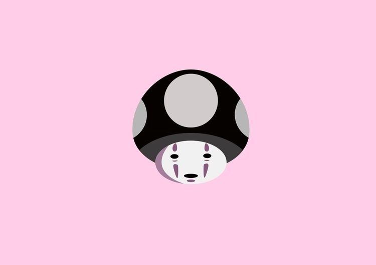 kaonashi | spirited -Illustrato - chihipso | ello