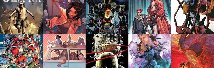 Rack great week outstanding art - comicbuzz   ello