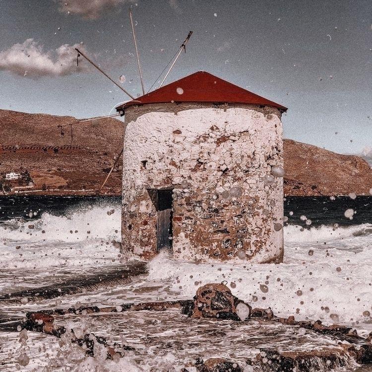 Leros island Greece İnstagram  - onurollstyle | ello