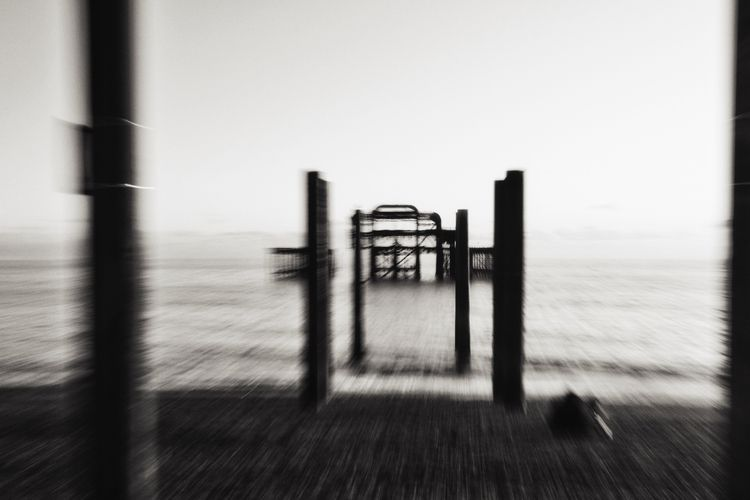 Zoom Burst West Pier January 20 - andybroomfield | ello