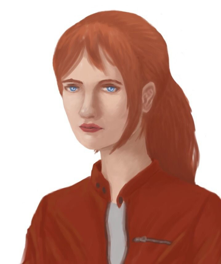 Version Claire Redfield tribute - adriusart | ello