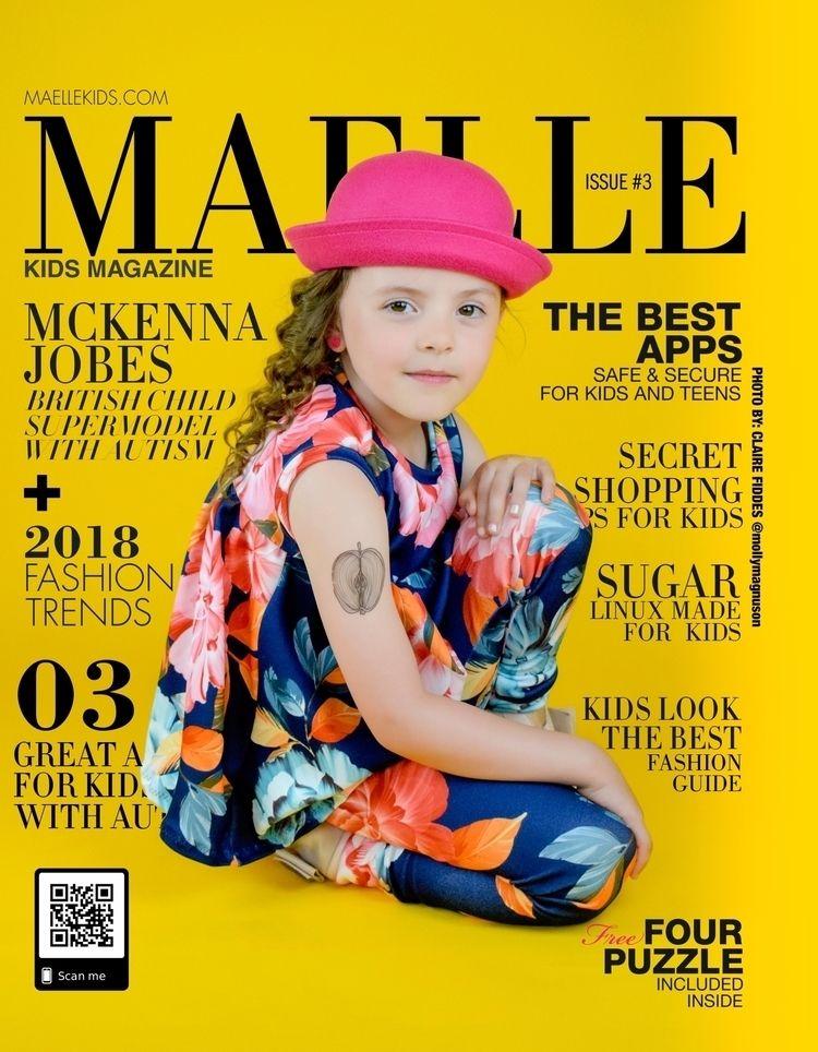 Maelle Kids Magazine issue Auti - maellekidsmag | ello