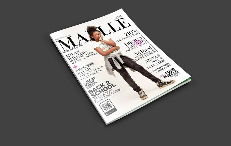 Maelle Kids Magazine issue feat - maellekidsmag | ello