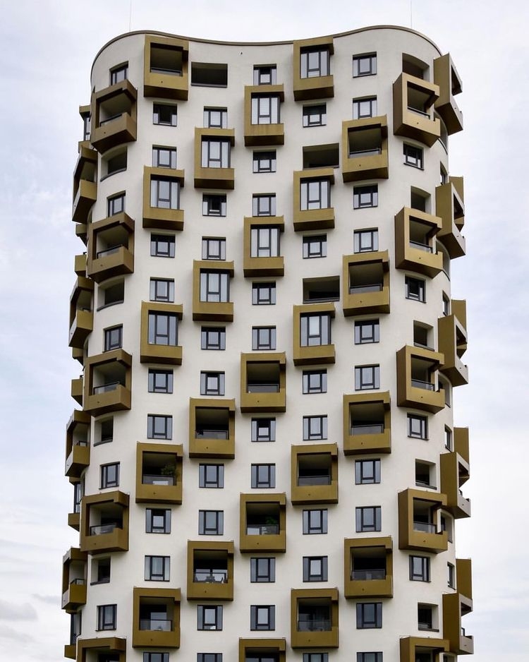 Symmetrical Architectural Photo - photogrist | ello