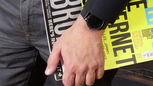 SIMPL Minimal Watch - Wristgame - fashionhunters | ello