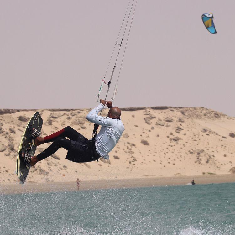 Winds Atlantic Morocco kitesurf - dancingthewaves | ello