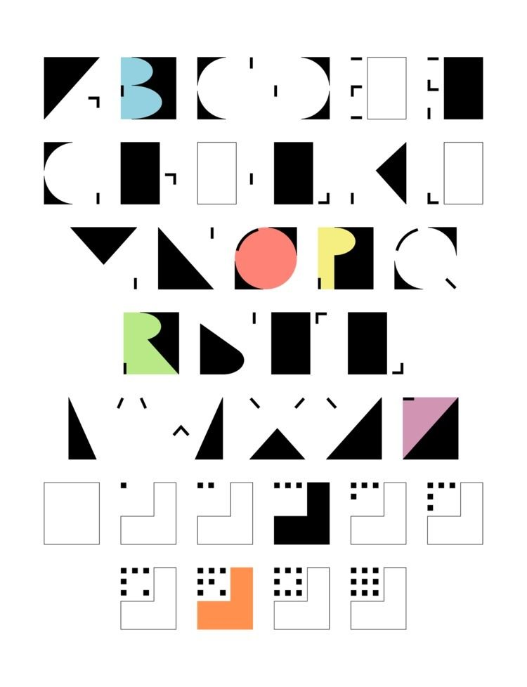 Alphabet - 1 - igorananyev   ello