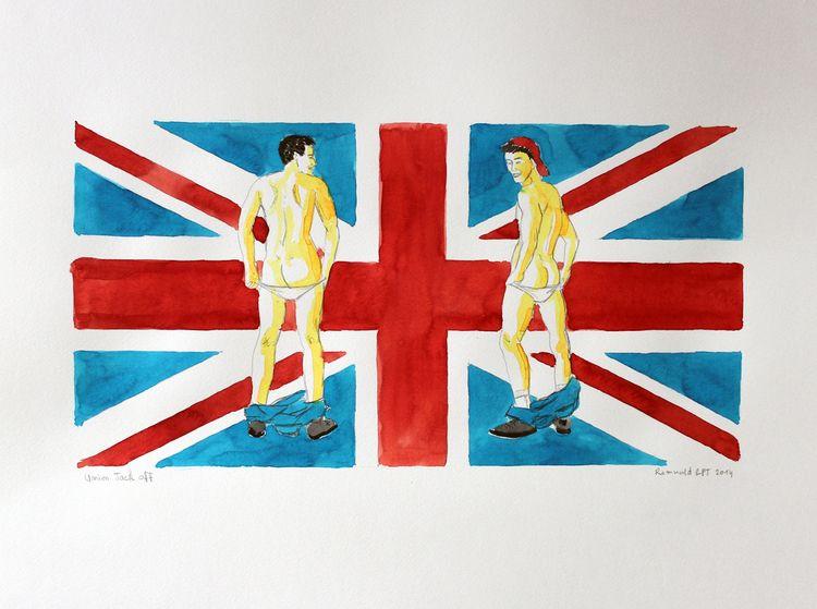 English culture encre graphite  - romualdetpj | ello