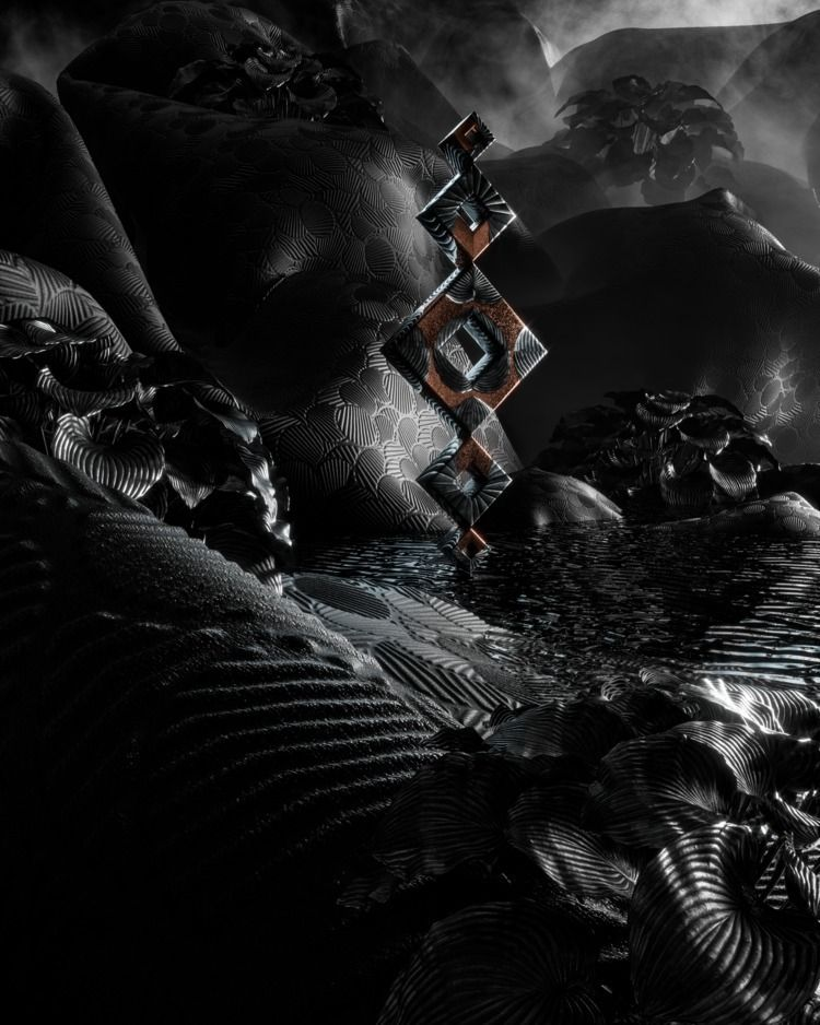 • Idol Day - texture, cyberpunk - skeeva | ello