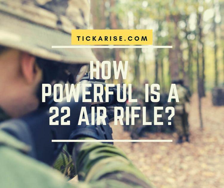 powerful 22 Air Rifle? read art - tickarise | ello