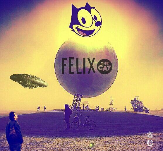 Felix Mars - collage, vintage - samsaada   ello