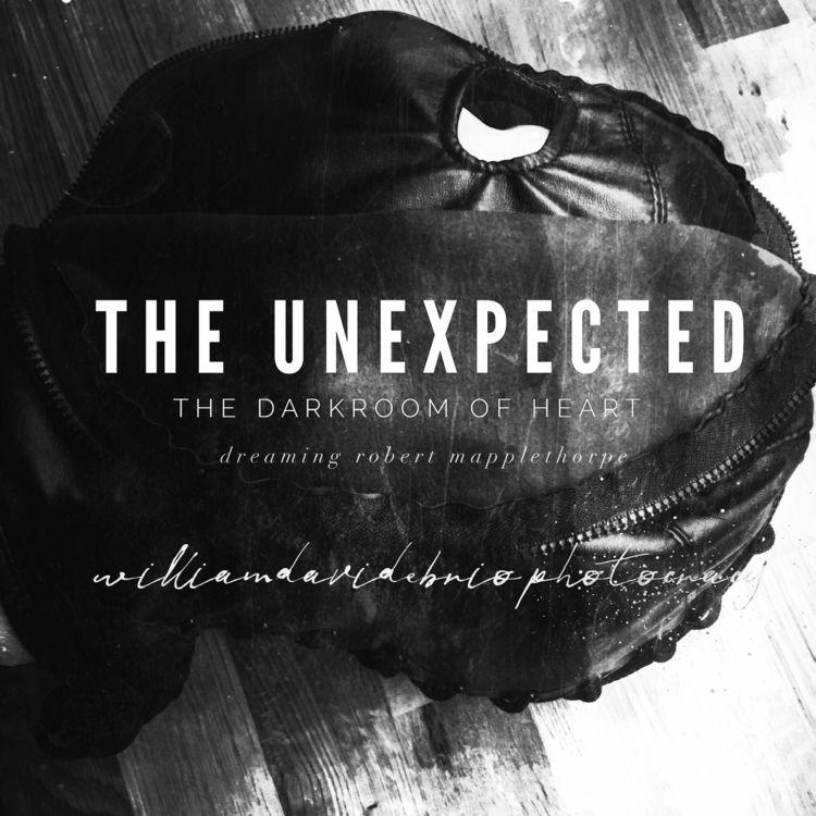 "UNEXPECTED, darkroom heart"", Po - williamdavidebrio   ello"