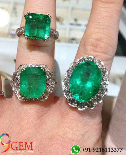 Emerald Stone difference Colomb - 9gemdotcomau | ello