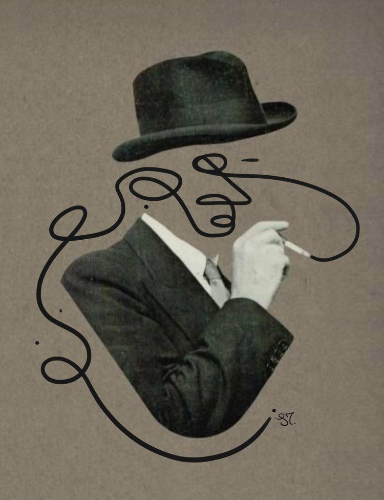 Smoker; Dedicated Sigmund-Freud - linco7n | ello