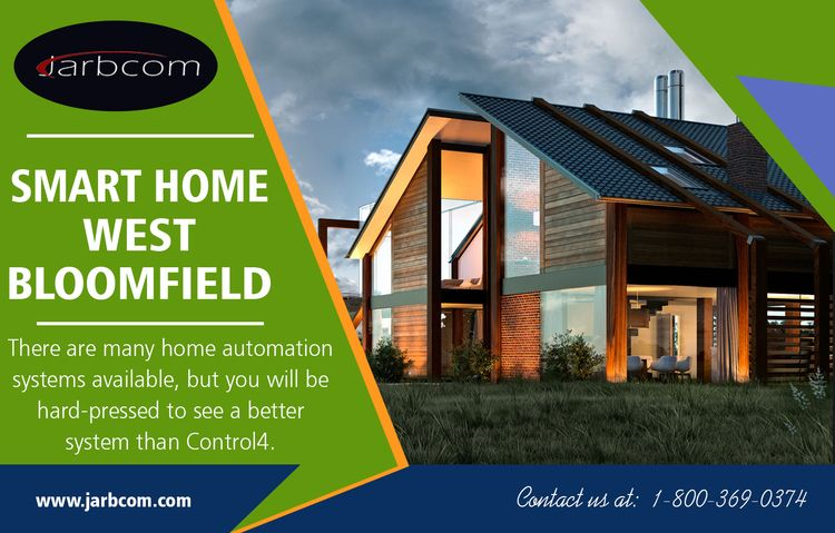 Smart Home West Bloomfield | Ca - homeautomation | ello