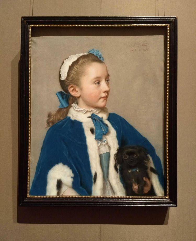lovely portrait girl Getty Muse - jolenelaiart | ello