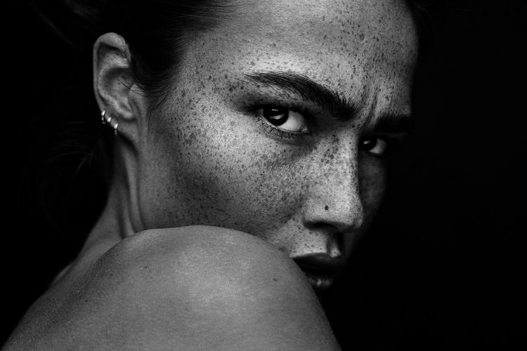 """Anger"" – Photographer: Martin  - darkbeautymag | ello"