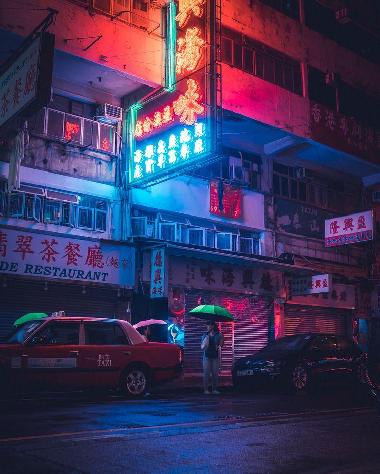moment rain - street, streetphotography - stfeyes | ello