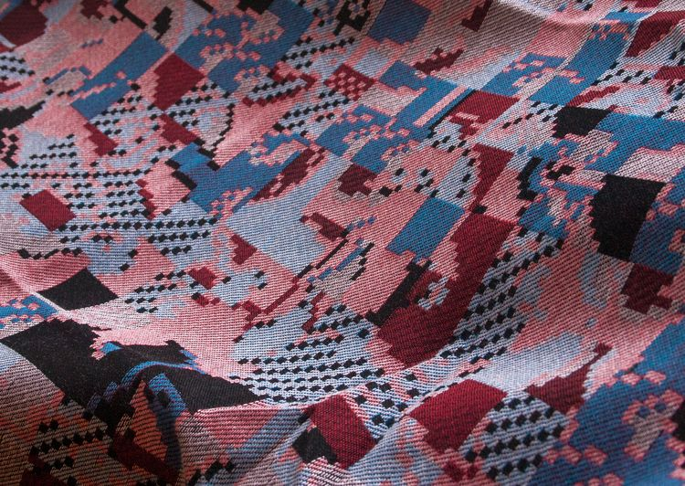 Woven adaptedNES fabric Officia - jfd | ello