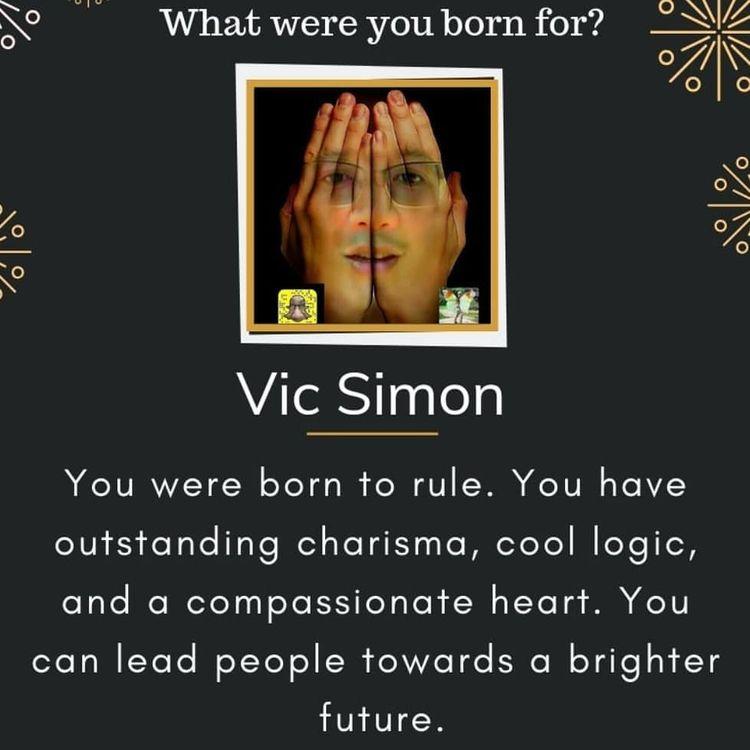 App, Born Rule! Office Presiden - vicsimon | ello