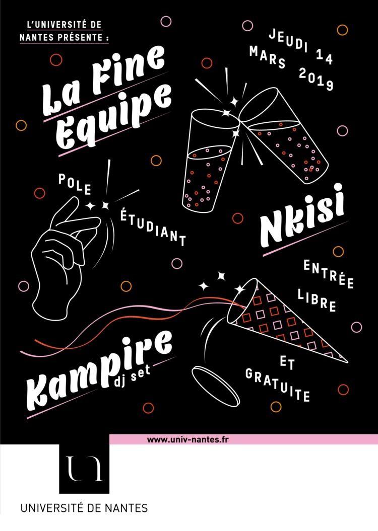 La Fine Équipe, Nkisi Kampire L - molonom | ello