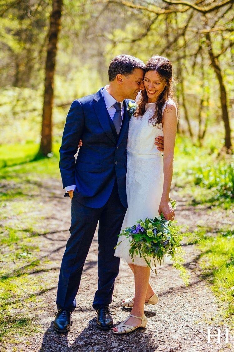 Country Wedding Hardcastle Crag - hamishirvinephotographer | ello