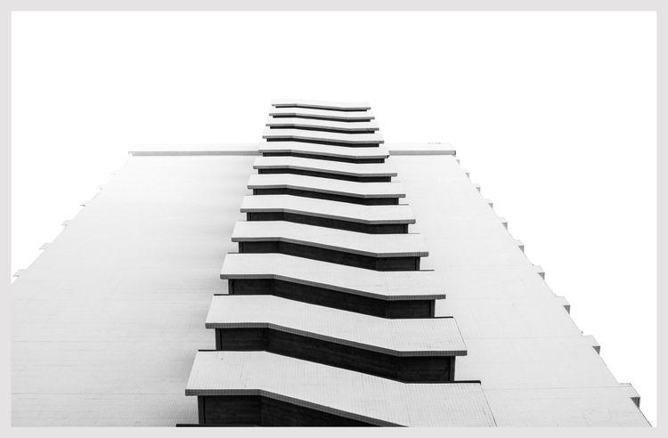 Stairway Heaven; Tel aviv,2018 - souff | ello