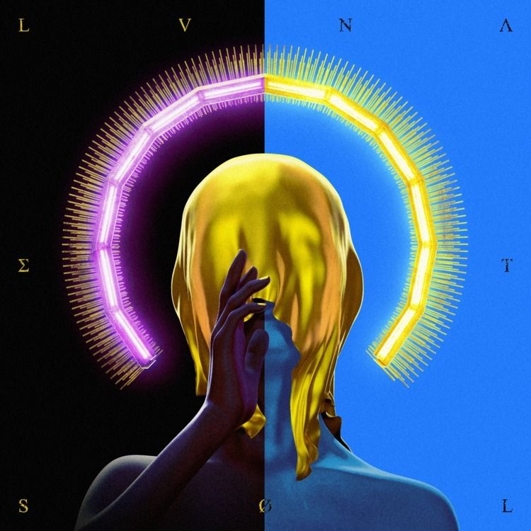 Luna Sol (Album Cover)_special  - daaast | ello