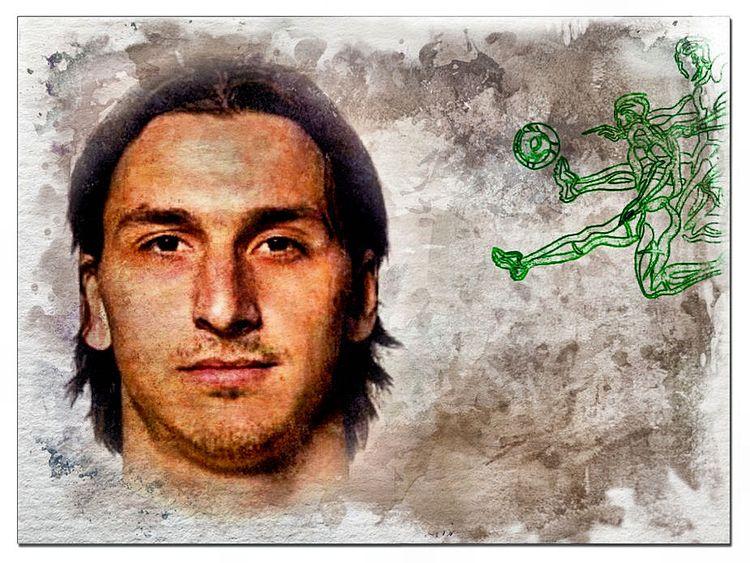 Morphing 166. Zlatan Ibrahimovi - drakre52 | ello