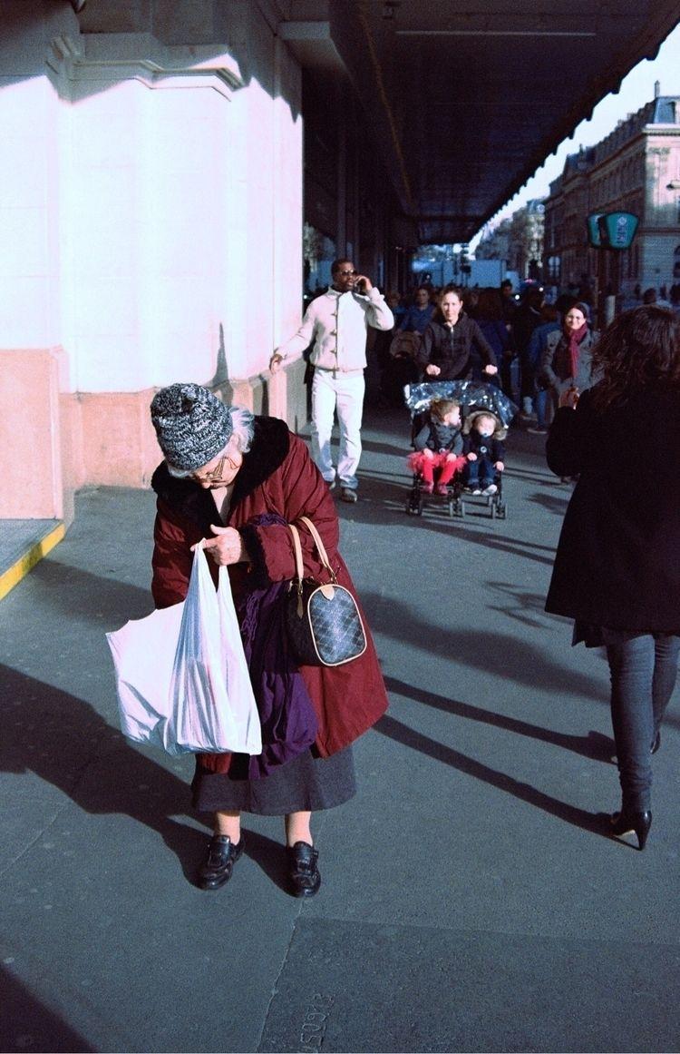 Vuitton Grandma - ellophotography - adrelanine | ello