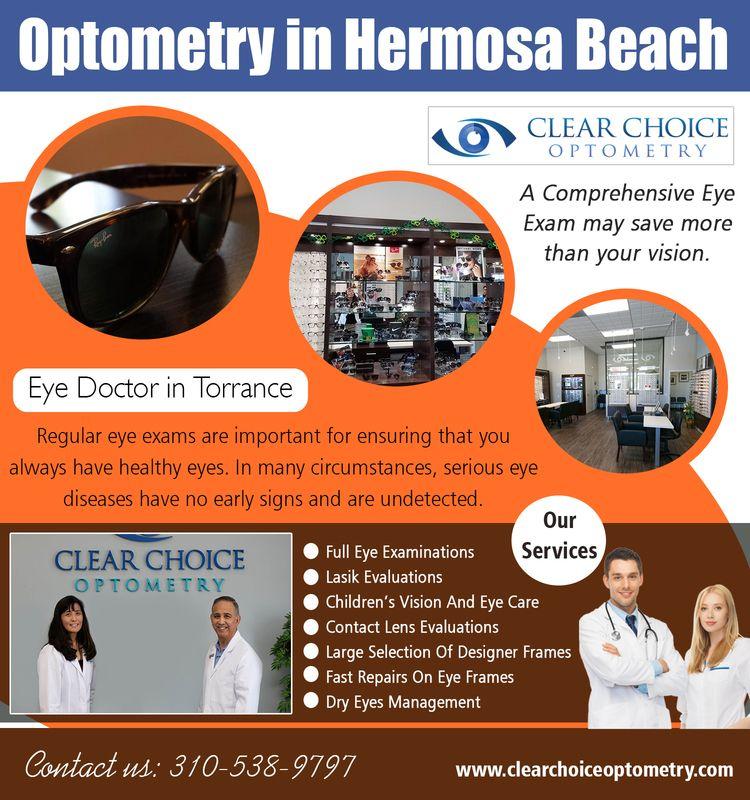 Optometry Hermosa Beach place t - optometristredondobeach | ello