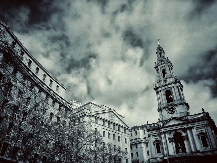St Mary Le Strand, London - photography - davidhawkinsweeks | ello