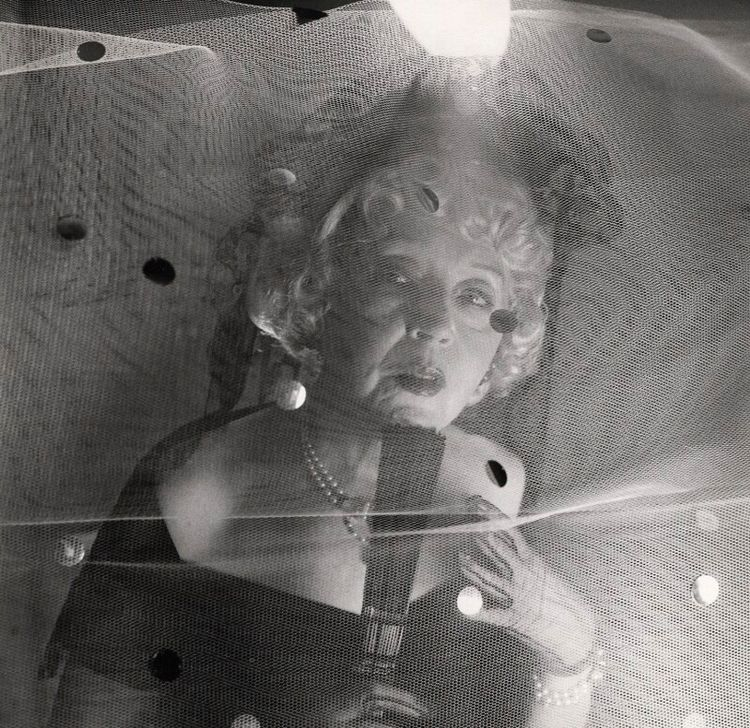 Cecil Beaton: Mae Murray, 1959 - arthurboehm   ello