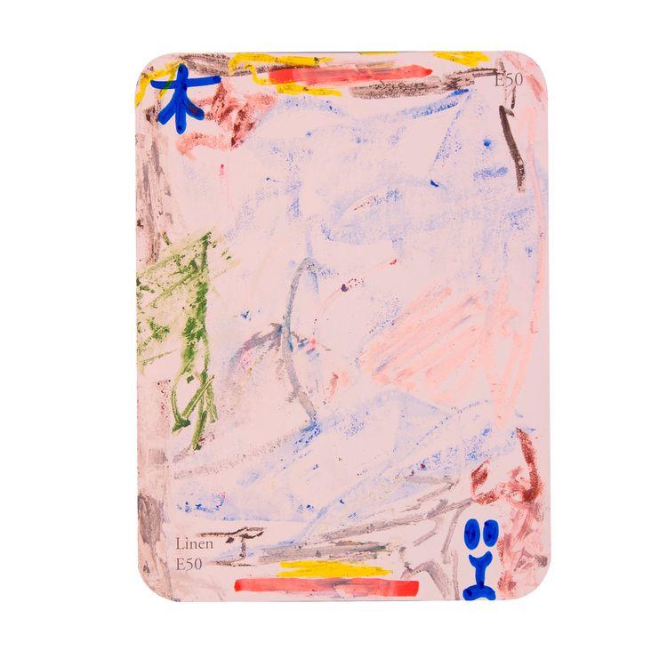 BEACHDOLL BARBARA Oil pastel ma - irskiy | ello