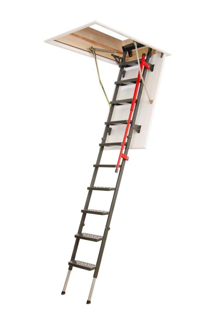 Fakro LMK Metal Çatı Merdivenle - catimerdiveni | ello