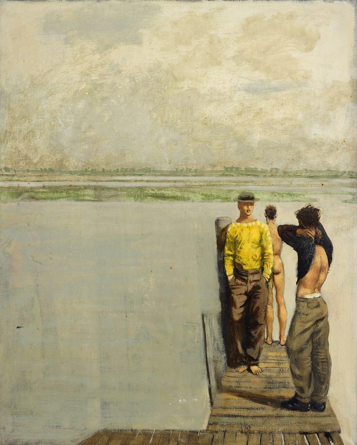Walter Stuempfig: High Tide--Ho - arthurboehm   ello