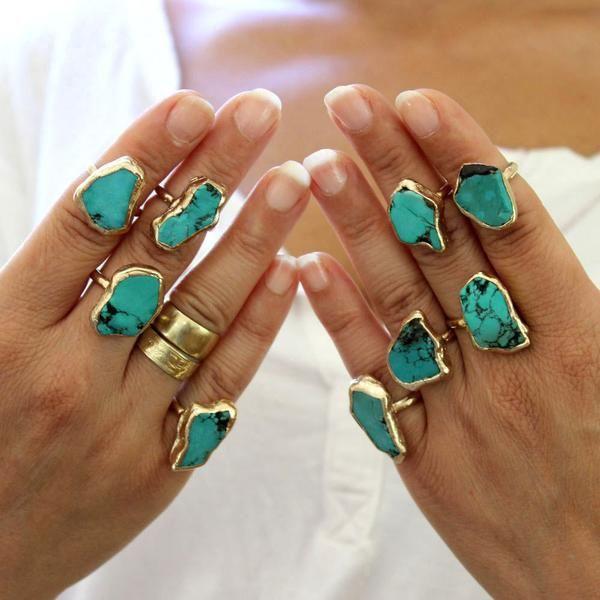 boho, jewelry, rings - elloboho | ello