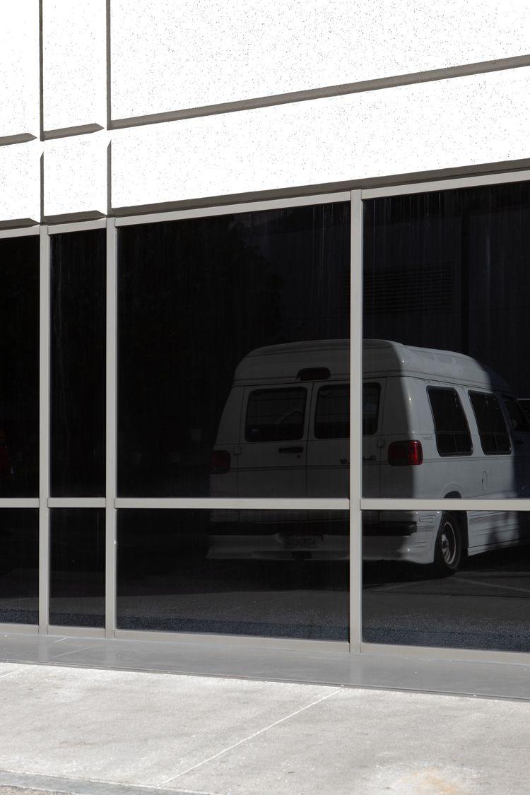 Reflected Van, Keck Medical, Bo - odouglas | ello