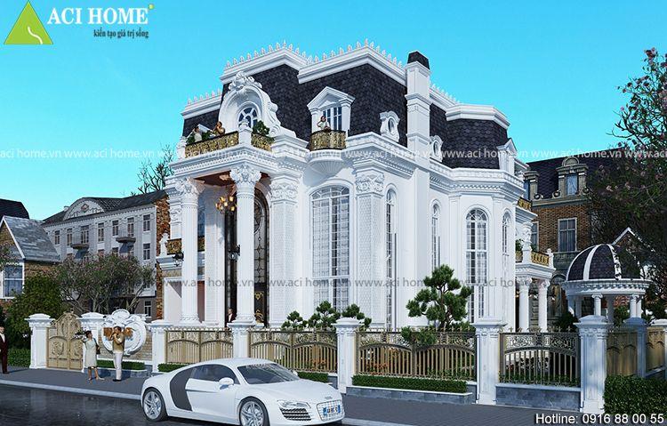 Villa 190m2 - 3 floor Ha Long C - lucton   ello