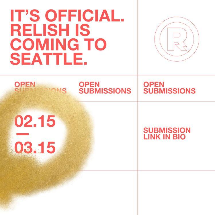excited bring RELISH Seattle! c - relish_mag | ello