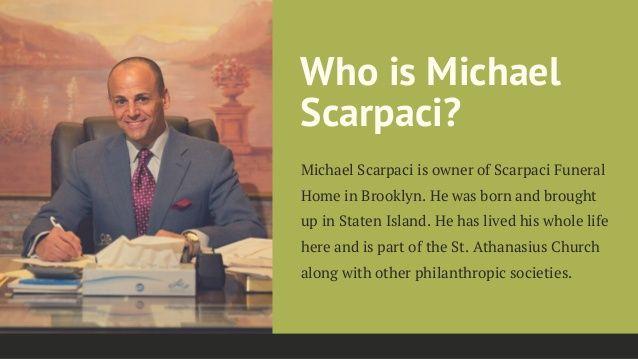 Michael Scarpaci? Scarpaci owne - michaelscarpaci | ello