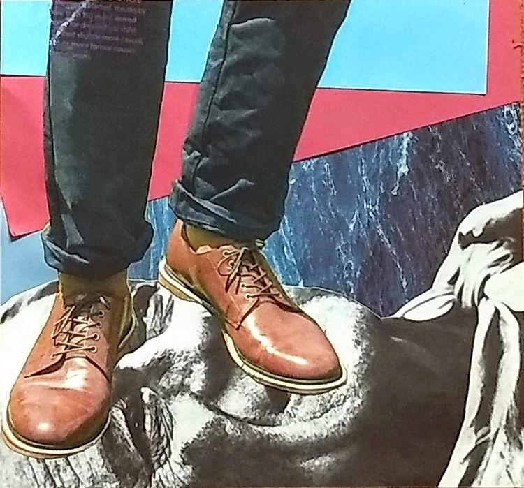 TAGS - collage, ellocollage, shoes - cryptohelix | ello