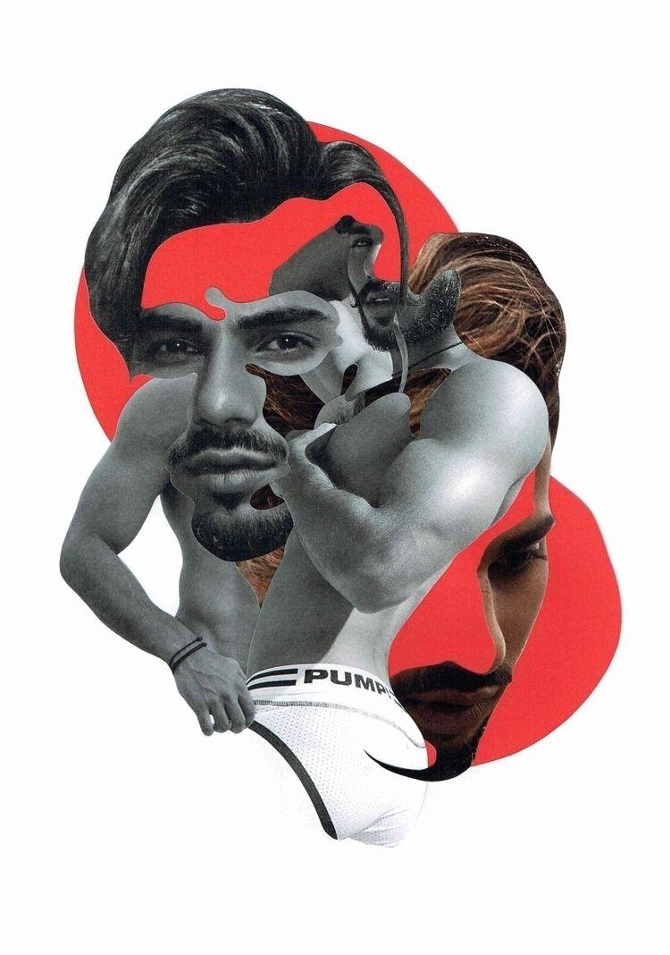 AMIT Paper collage feat. Amit T - dervinbatarlo | ello