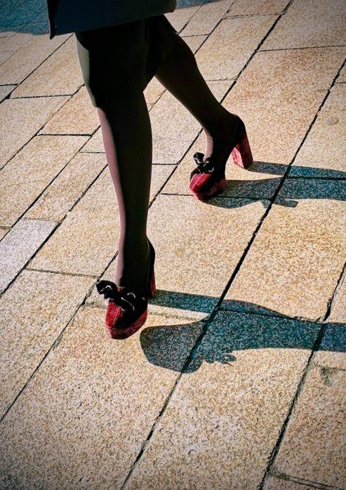 | School! Downtown, Geneva - Legs - ziolele | ello