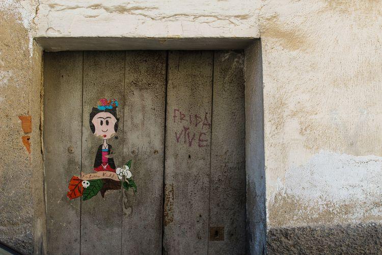 «Frida Lives» Place: Granada, S - jmariagarcia_fotografia | ello