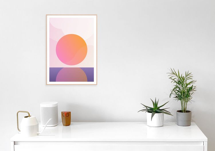 limited edition giclée print —  - futurefabric | ello