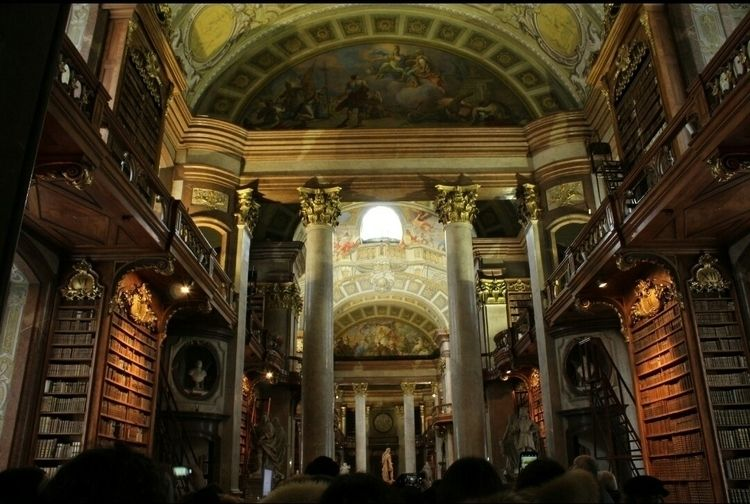 National Library Wien:heart: Ni - alaska00 | ello
