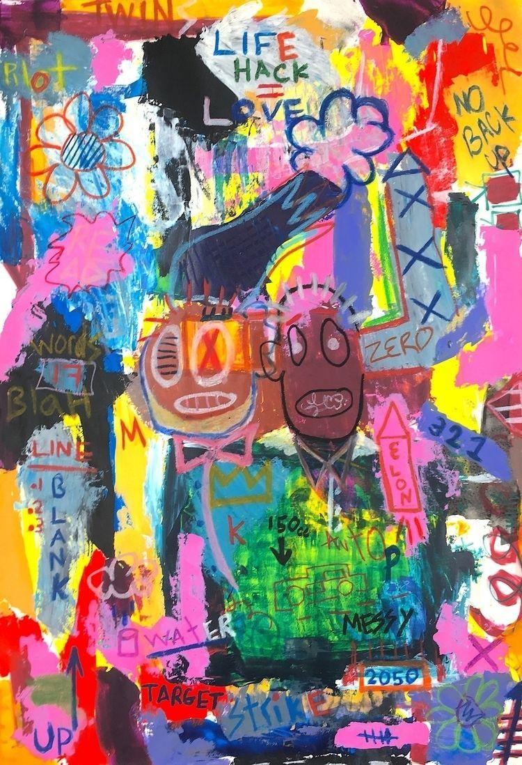 ART DIRTY Submitted Ello Artist - alexleereagan | ello